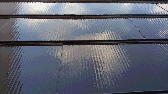 トタン屋根シーリング