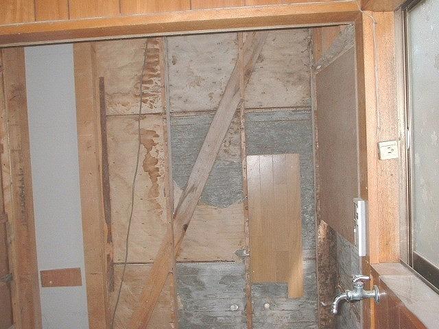 浴室解体4