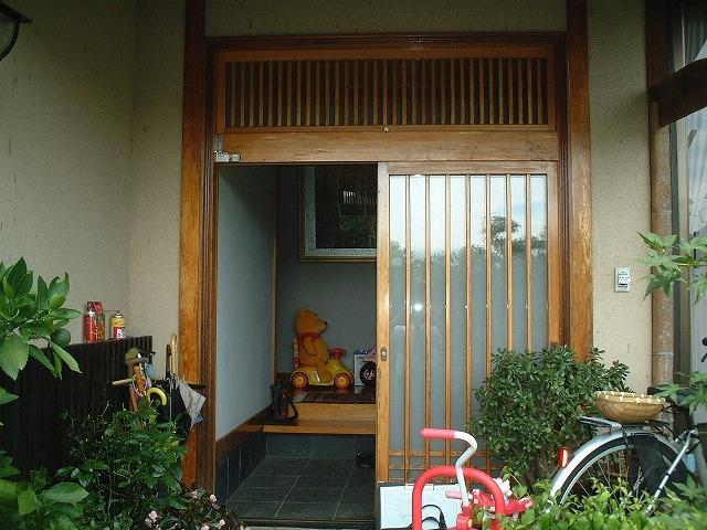 山本邸ビフォー